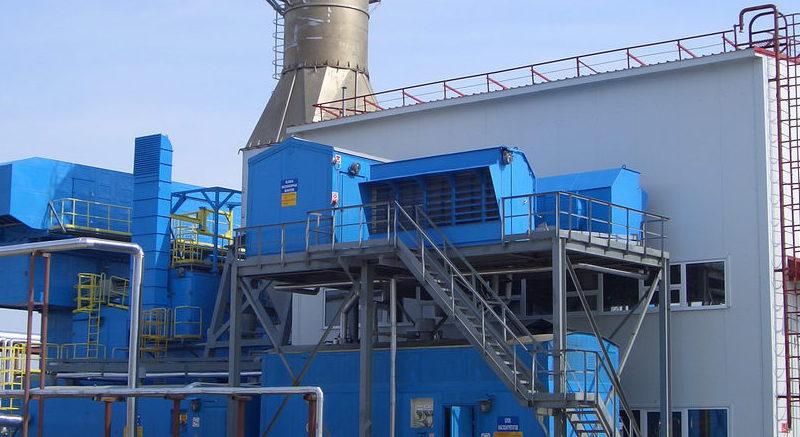 Автоматизированная система управления  установкой комплексной подготовки газа