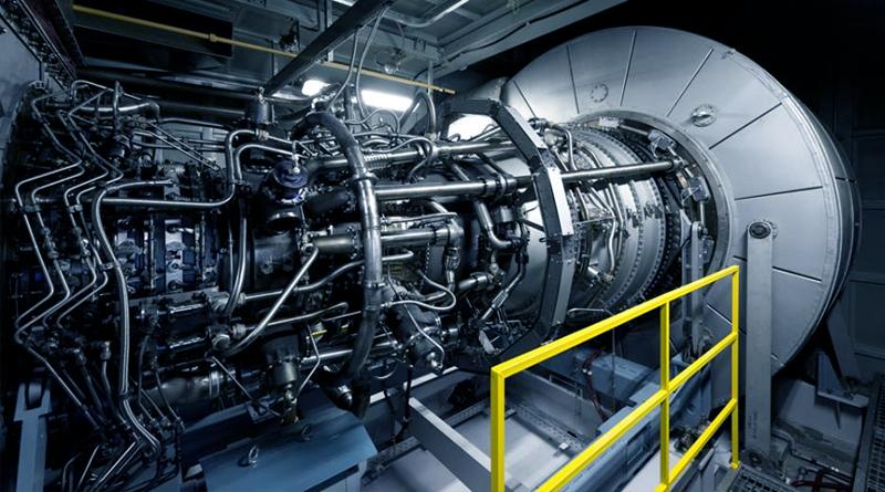 САУ силовых установок на базе газовых и паровых турбин