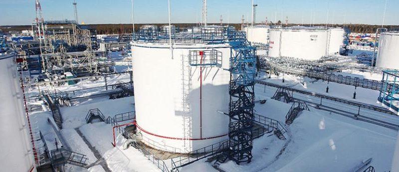 Автоматизированная система управления нефтебазой